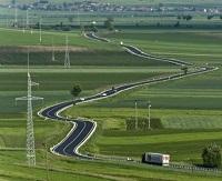 Román autóút
