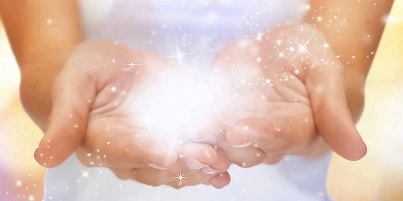 gyógyító kezek