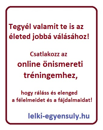Online önismereti tréning