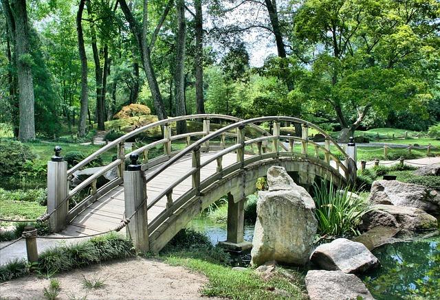 zen kert híddal