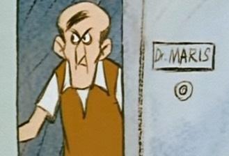 dr. Máris szomszéd ajtót nyit