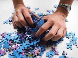 puzzle darabok