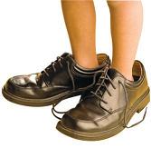 Van az a cipő, amibe bele kell nőni